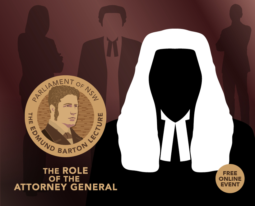 Watch Now – The Edmund Barton Lecture: The Role of the Attorney General