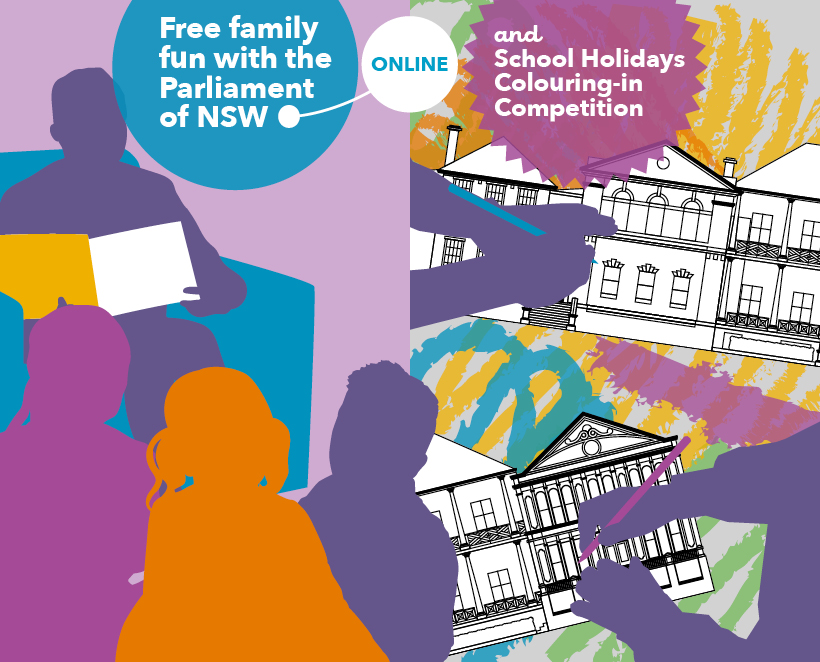 Free Family Fun with the Parliament of NSW